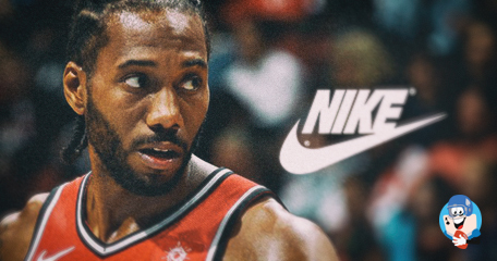 Toronto Raptor's All-Star Forward Kawhi Leonard Files Lawsuit Against Nike Regarding Logo