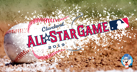The Box Score of the 2019 MLB All Star Game from Progressive Field in Cleveland, Ohio