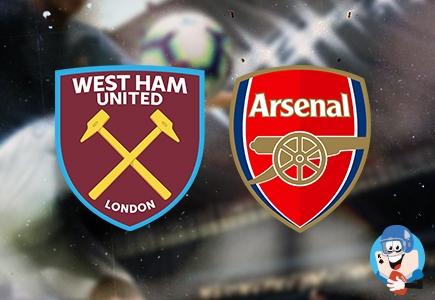 West Ham United vs Arsenal Premier League betting preview