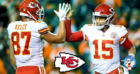 Travis Kelce of the Kansas City Chiefs is Quite Impressed with their High Powered Offense