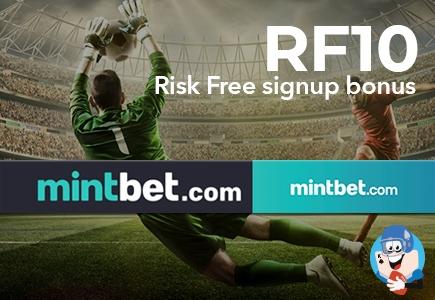 MintBet Debuts RF10 Risk Free Offer