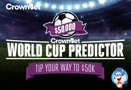 Experience World Cup Thrill at CrownBet