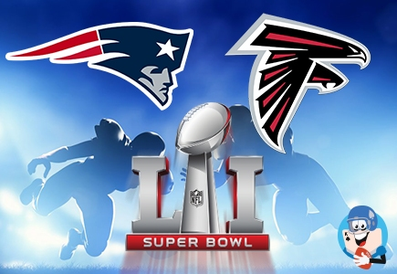 Super Bowl 2017 Props and Special Bets
