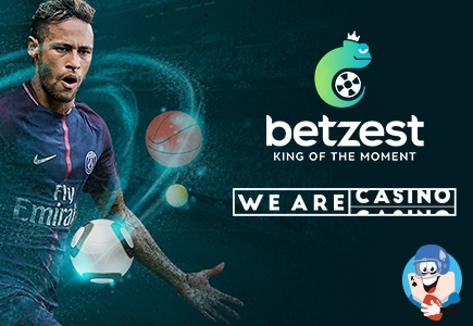 We Are Casino Lends Content to Betzest