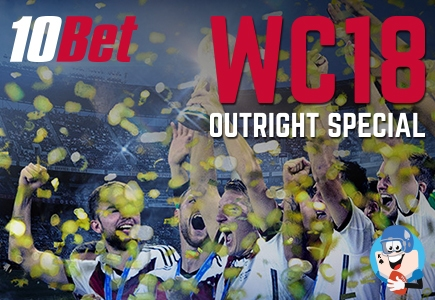 World Cup Mania Begins on 10Bet!