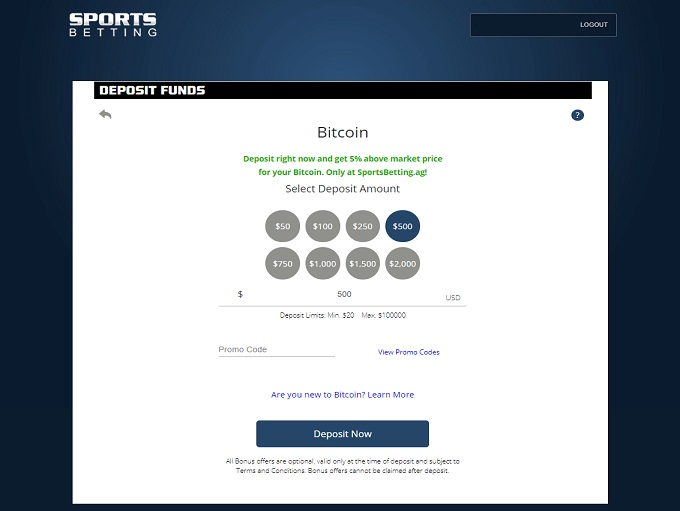 Sportsbetting.com Banking