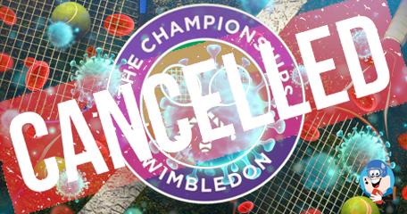 Tennis: Wimbledon cancelled due to coronavirus