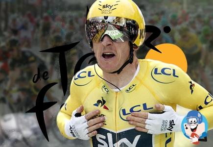 Cycling: Geraint Thomas wins Tour de France